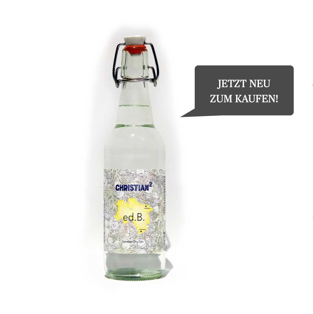 ed.B. Gin (Einzelflasche)