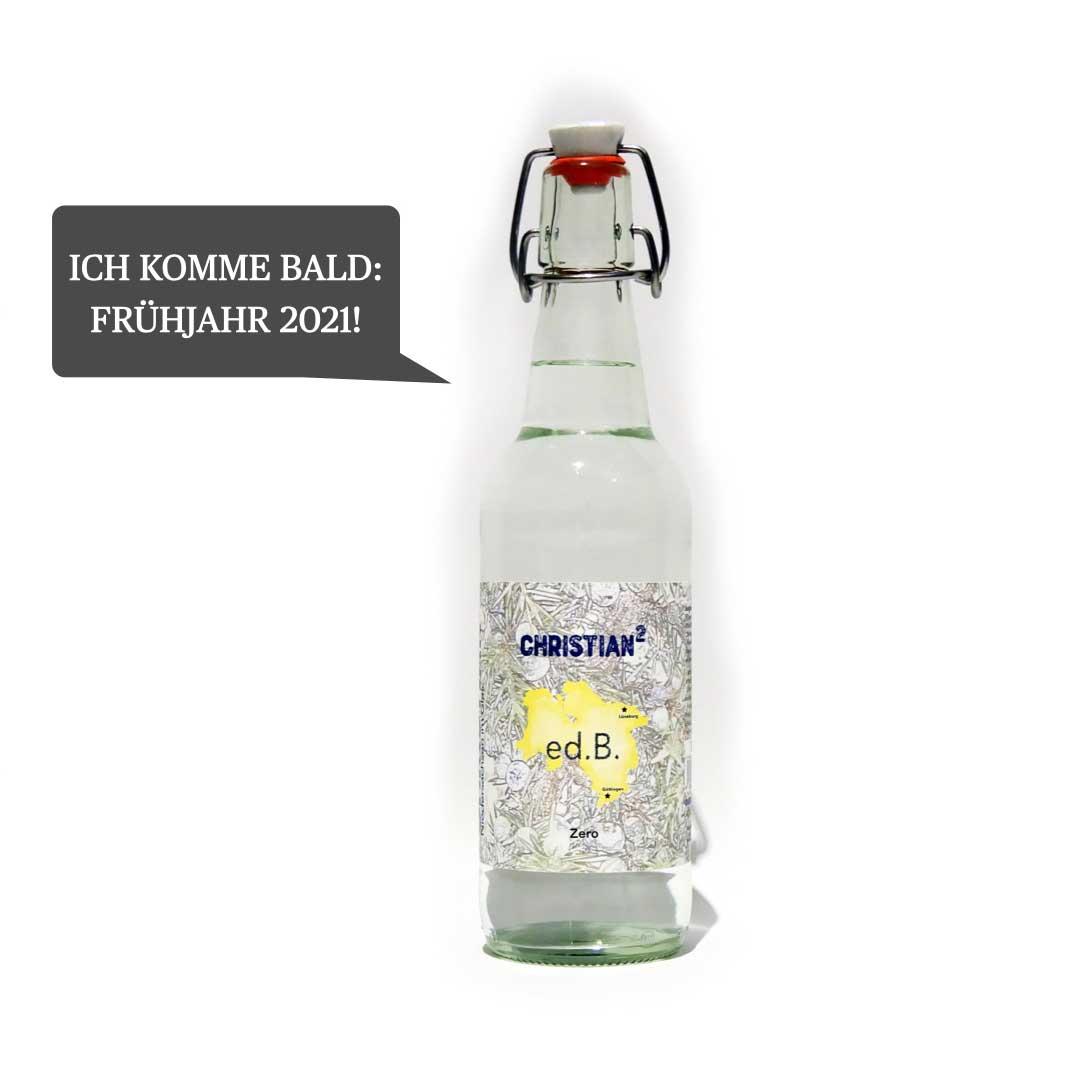 ed.B. Zero (Einzelflasche)