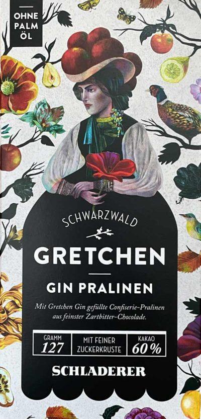 Gretchen Gin Pralinen